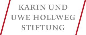 Logo - Karin und Uwe Hollweg Stiftung