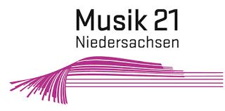 Logo - Musik 21 Niedersachsen