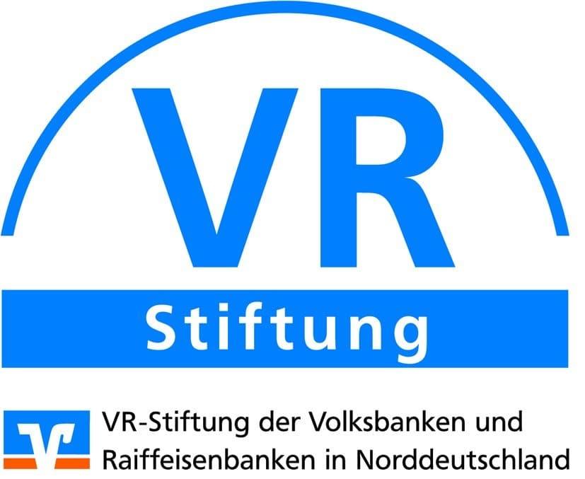 Logo-VR-Stiftung der Volksbanken und Raiffeisenbanken in Norddeutschland_827x677