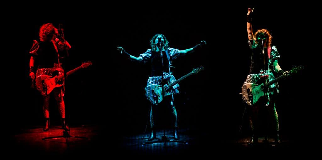 Music Live - Frauke Aulbert - Foto Gerhard Kuehne 5100x2500